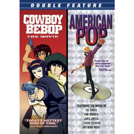 Cowboy Bebop / American Pop (Widescreen)