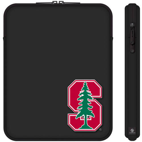 "Centon 10"" Classic Black Tablet Sleeve Stanford University"
