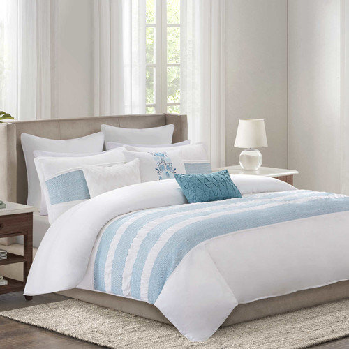 echo design Crete Duvet Set