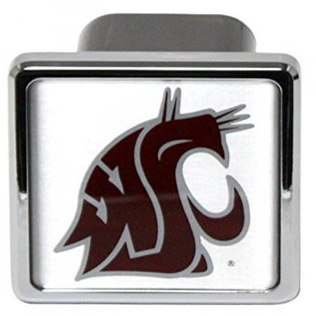 Bully CR-940 Washington State Cougars College Helmet Hitch Cover - Cougar Helmet