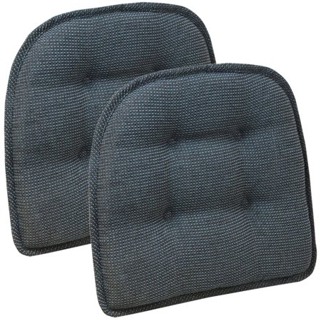 Gripper Non Slip 15 Quot X 16 Quot Thatcher Tufted Chair Cushions
