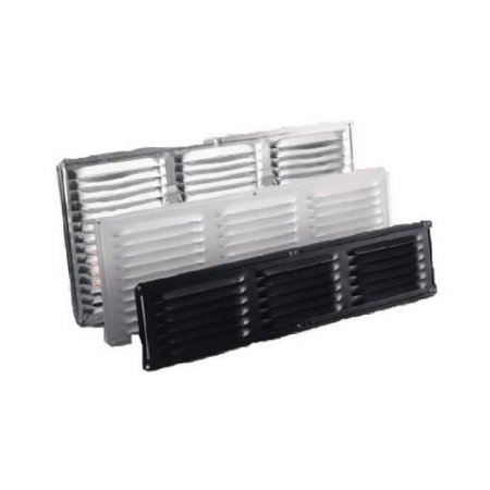 Vented Vent - Air Vent 84211 Undereave Vent, 16 x 8-In.