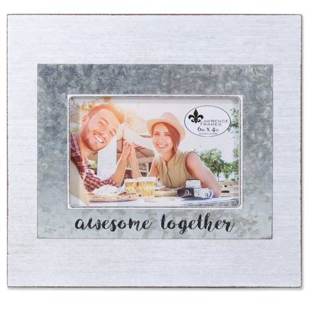 Gracie Oaks Oslo Galvanized Awesome Together Picture - Awesome Halloween Cover Photos