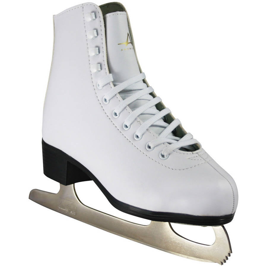 American Women's Tricot-Lined Ice Skates by