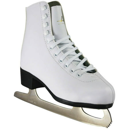 Vinyl Ice Skates - American Athletic Women's Tricot-Lined Ice Skates
