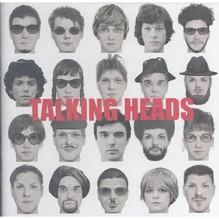 Best of the Talking Heads (CD) (Remaster) Talking Heads Deck