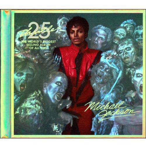 thriller 25th anniversary deluxe edition cddvd
