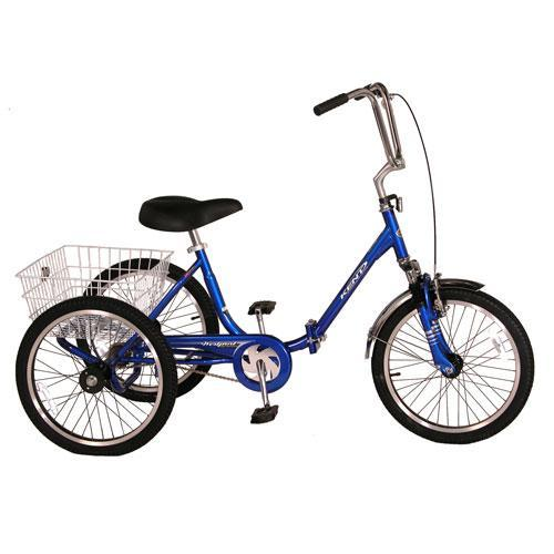 Kent Westport Folding Adult Tricycle 1.0