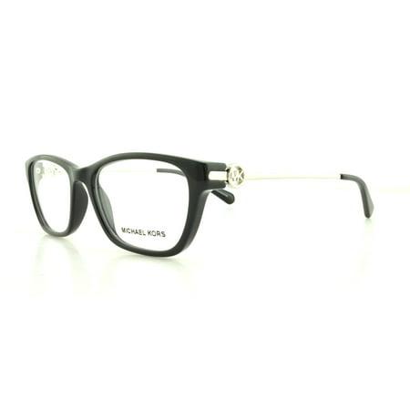 fcb46c0d4e MICHAEL KORS Eyeglasses MK 8005 3005 Black 52MM - Walmart.com