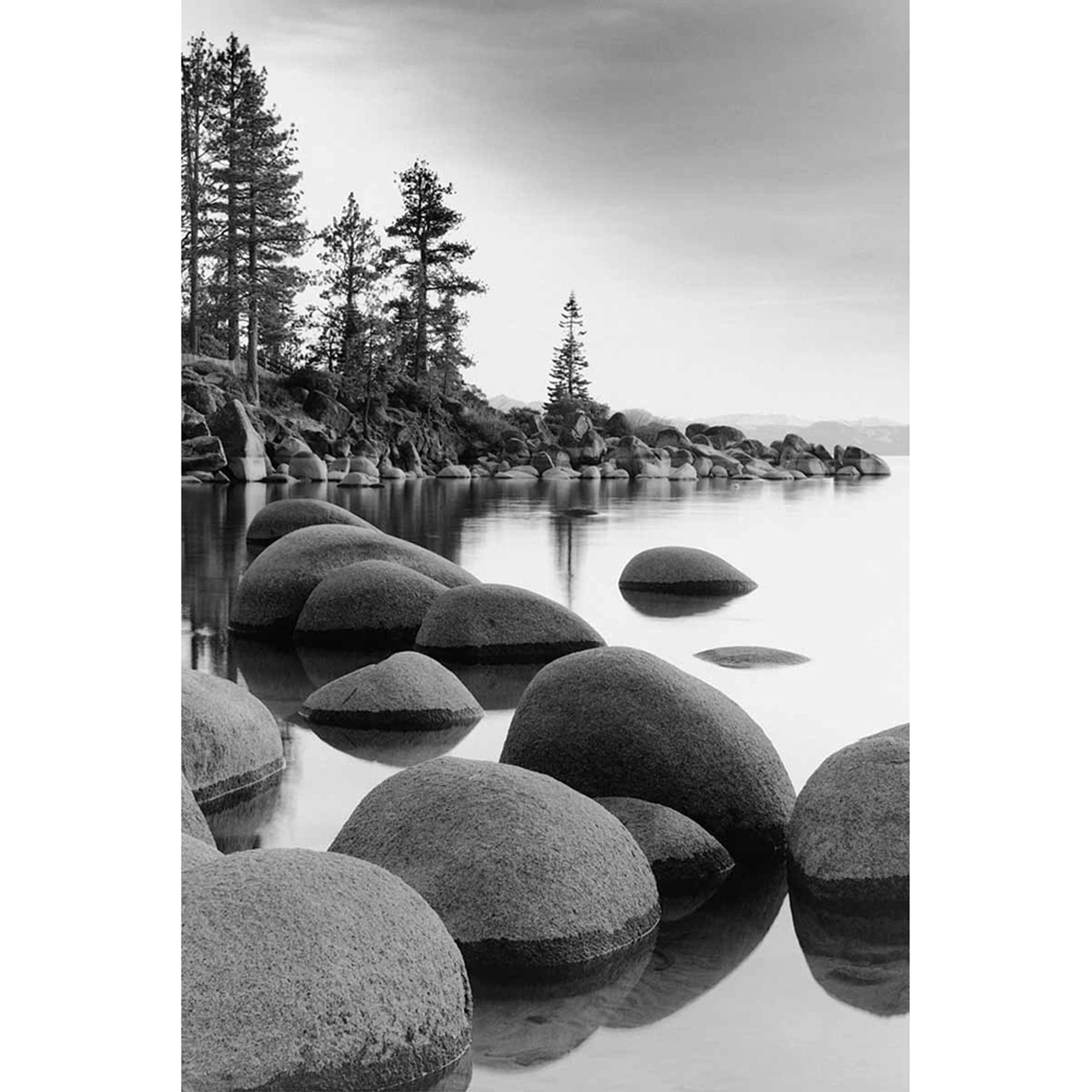 Shoreline Lake Tahoe CA Photography Art