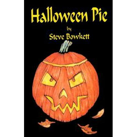 Halloween Pie - eBook - Halloween Pies