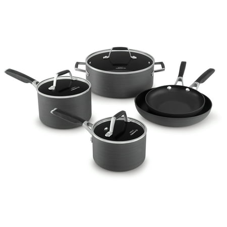 Select by Calphalon Ceramic Nonstick 8-Piece Cookware