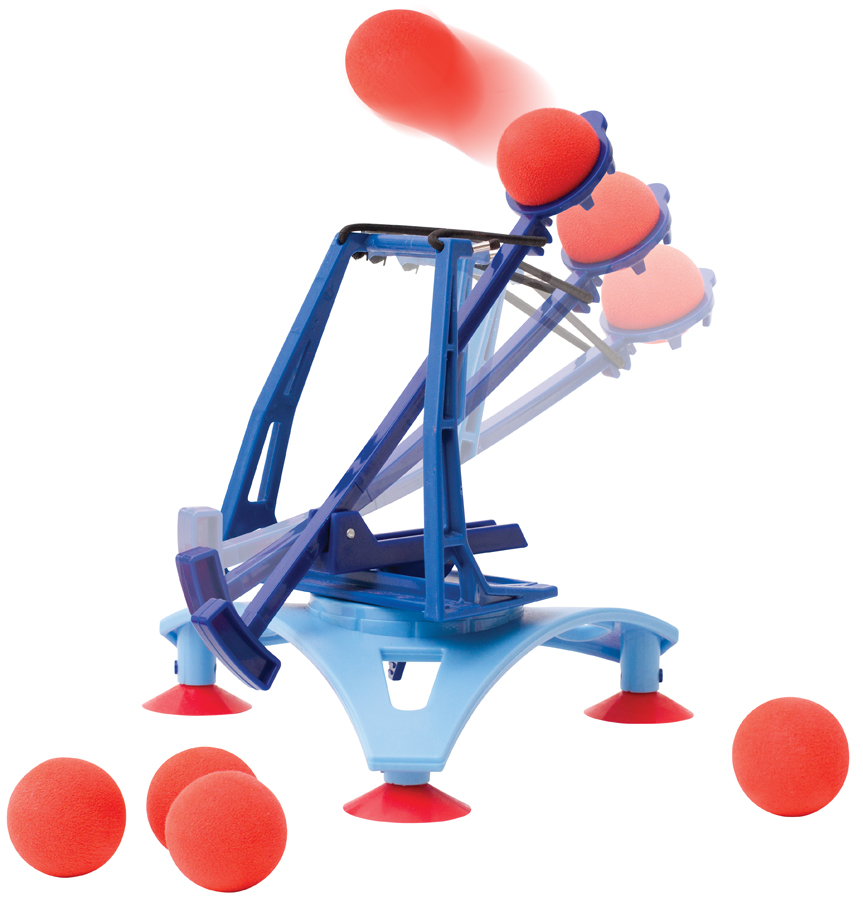 Desktop Catapult Toy Tabletop Science Game