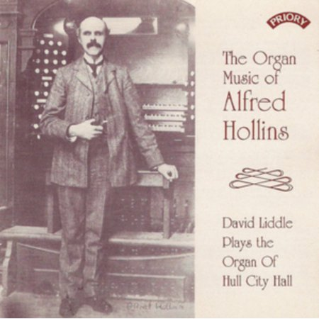 ORGAN MUSIC ALFRED HOLLINS