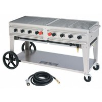 "60"" Rental Single Inlet Grill - Propane"