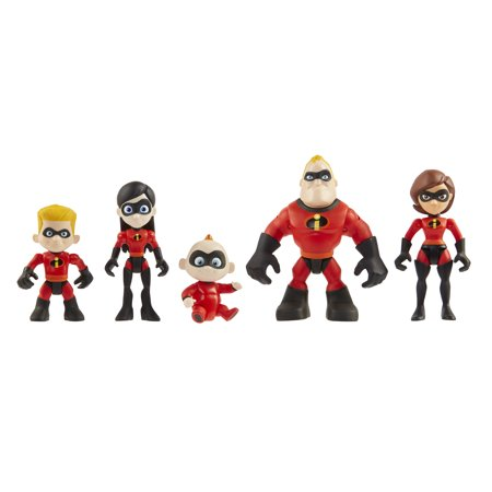 Incredibles 2 Family Junior Supers Action Figure - The Incredibles Violet Doll