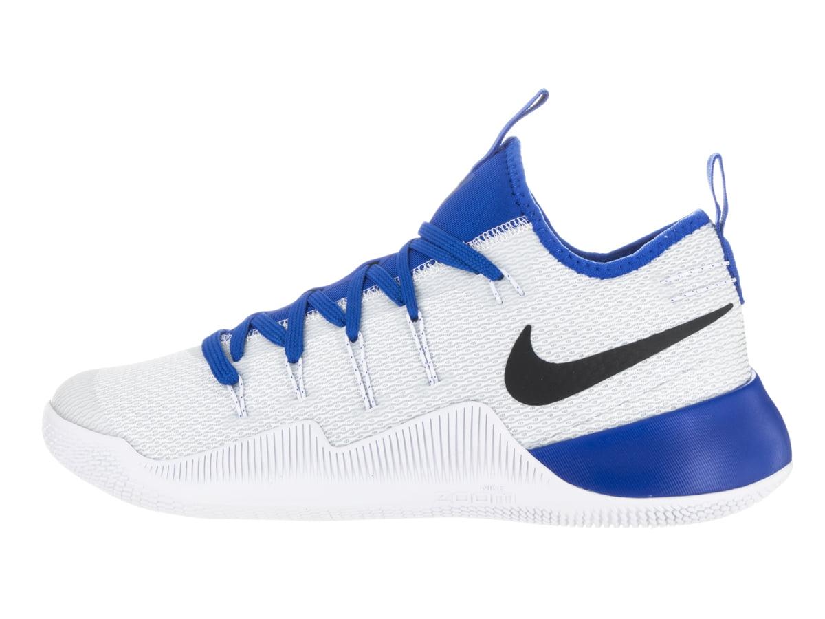 32c760a443b8 discount nike hypershift ep blue silver mens basketball shoes sneakers  844392 401 . f9994 5b9db  promo code nike mens hypershift white black hyper  cobalt ...