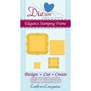 Crafter's Companion Die'sire Cutting Die-Elegance Stamping Frame