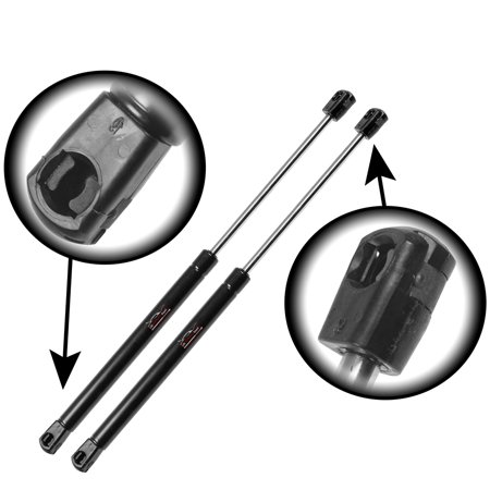 - Qty (2) StrongArm 6421 Fits Audi TT 2000 To 2006 Coupe Trunk Lift Supports With Spoiler - 6421