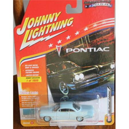 1961 Pontiac Catalina Tradewind Blue Limited Edition to 1800pc