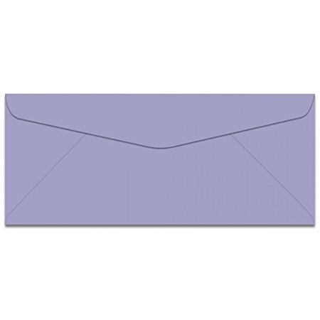 Domtar Colors - Earthchoice No. 10 Envelopes - ORCHID - 500 PK