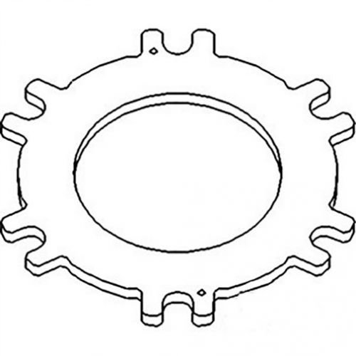 Clutch Plate New John Deere R116894
