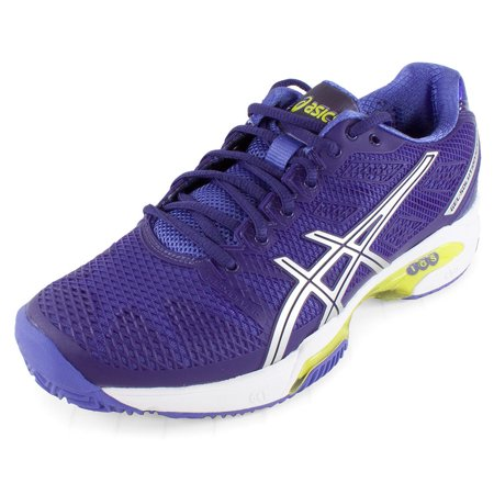 ASICS Women`s Gel Solution Speed 2 Clay Court Tennis Shoes