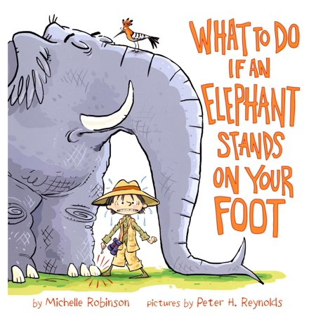 What To Do If an Elephant Stands On Your - Smooth Elephants Foot