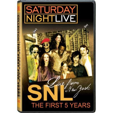 Saturday Night Live: Live From New York - The First Five Years (Full - Halloween Shop New York