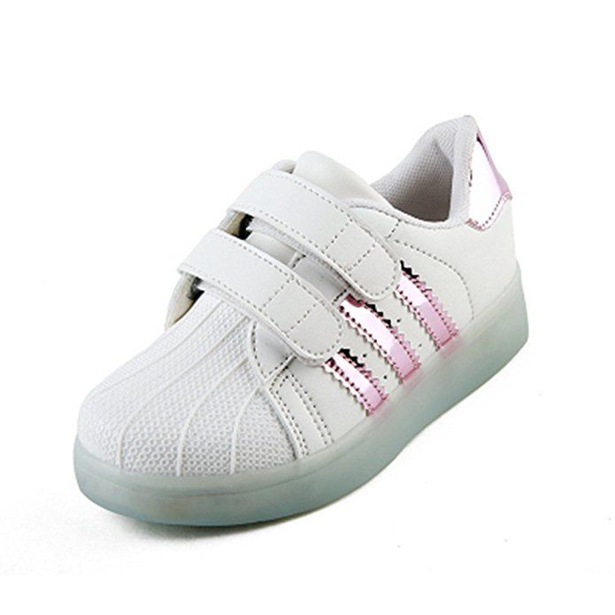 Kids Light Up Shoes Unisex LED Sneakers
