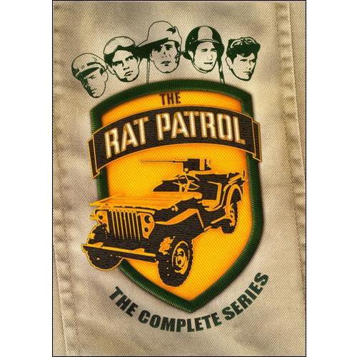 Rat Patrol: Complete Series Giftset