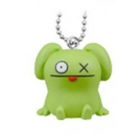 Ugly Doll Yawaraka (Soft) Mascot Keychain - Ox