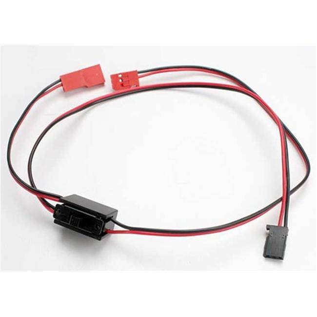 Traxxas TRA3038 Wiring Harness with Switch - Jato