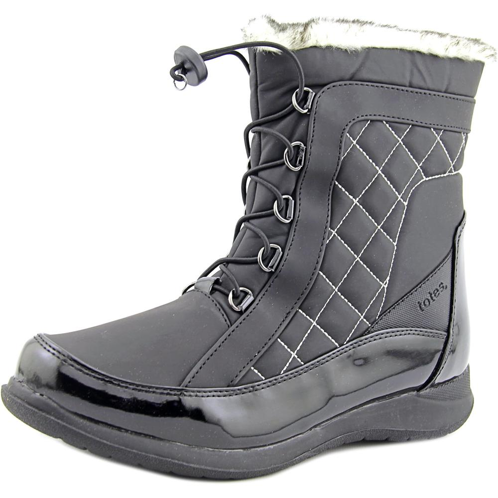 Totes Lisa Women Round Toe Snow Boots by Totes