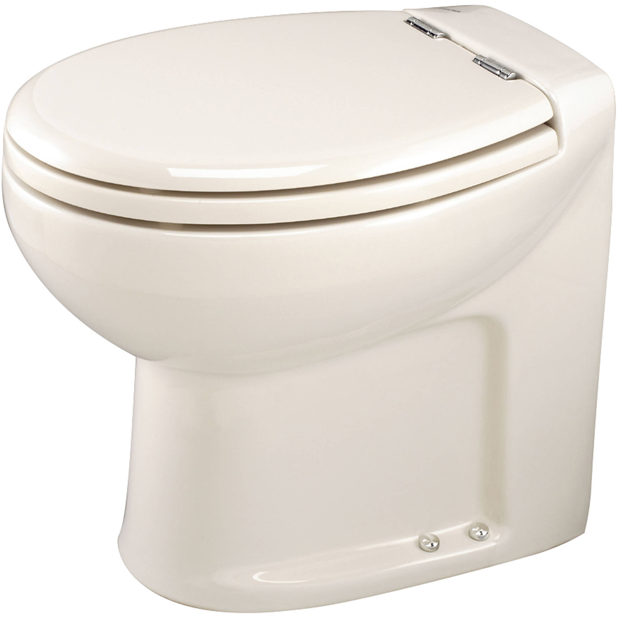 Tecma Silence Plus 1 Mode/24V RV Toilet with Electric Solenoid