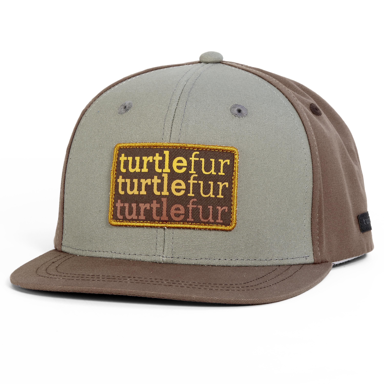 Turtle Fur Say My Name Flat Bill Trucker Baseball Cap