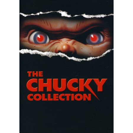 The Chucky Collection (Child's Play 2 / Child's Play 3 / Bride of (Chucky's Bride)