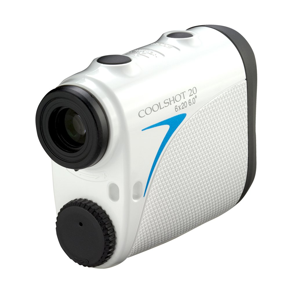 Nikon Coolshot 20 Golf Laser Rainproof Rangefinder 550 Yard 16200 Pro Scope New by Nikon, Inc