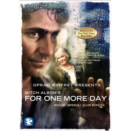 For One More Day (DVD) - 11 More Days Until Halloween