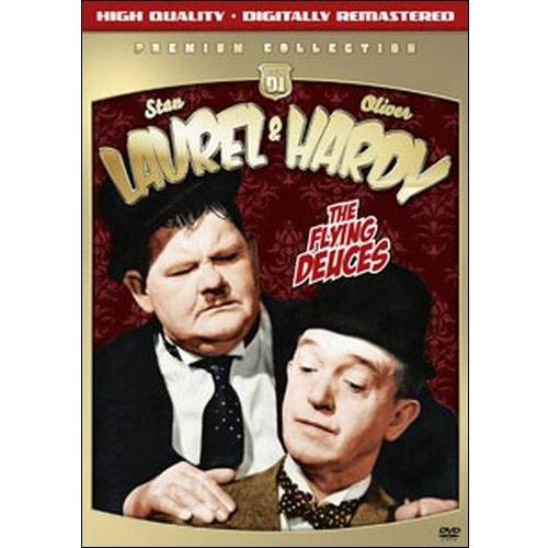 The Laurel & Hardy Premium Collection, Volume 1: The Flying Deuces