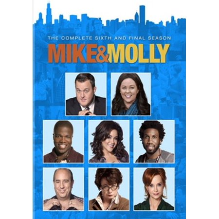 Mike & Molly: The Complete Sixth Season (DVD)