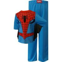 Spiderman Dress Like Spidey Toddler Pajamas With Webbed Sleeves