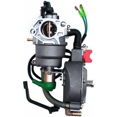 Dual Fuel Carburetor LPG conversion kit for generator GX390 188F (Carburetor To Fuel Injection Conversion Kits For Motorcycles)