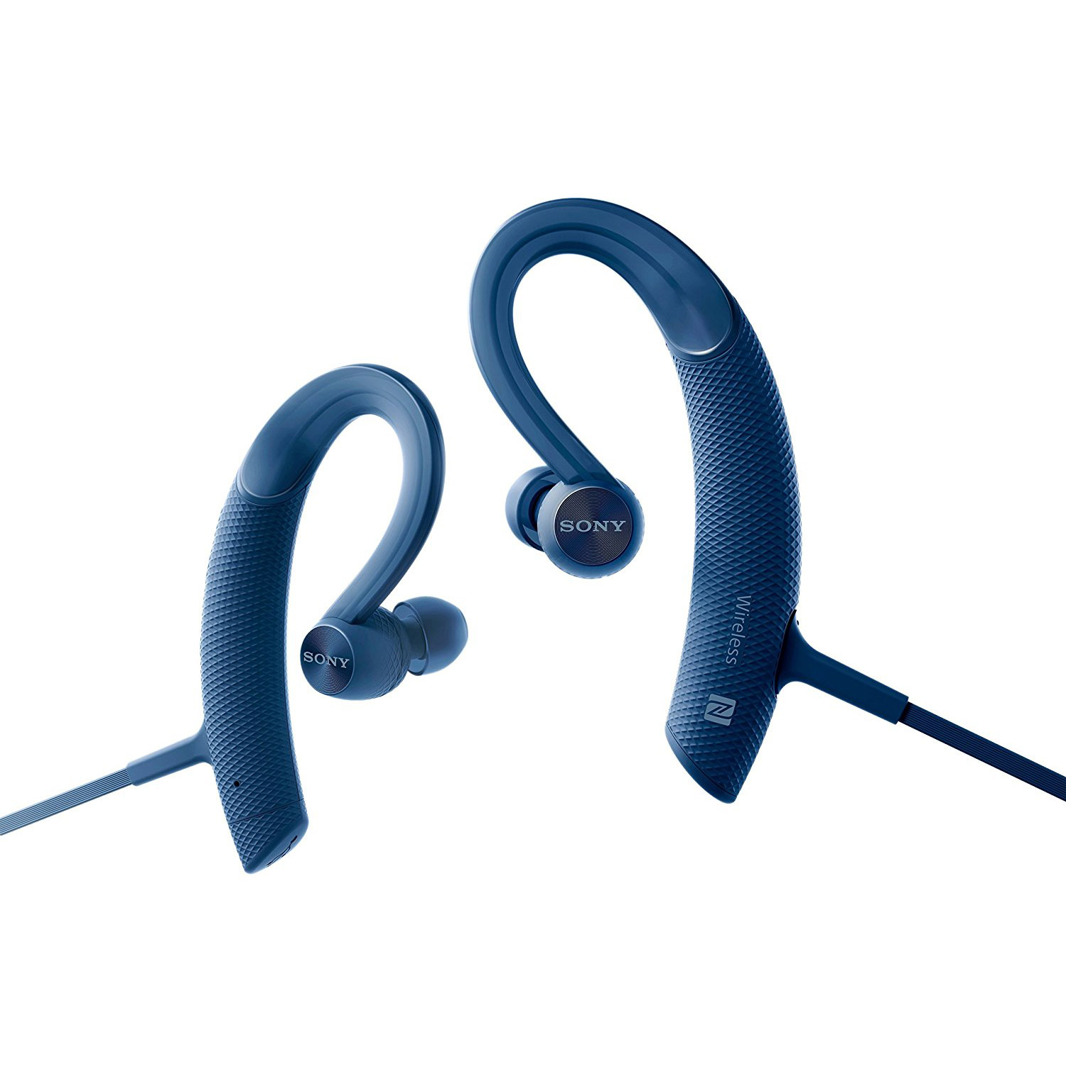 Sony MDRXB80BS/B Premium, Wireless, In-Ear, Sports Headphone, Blue
