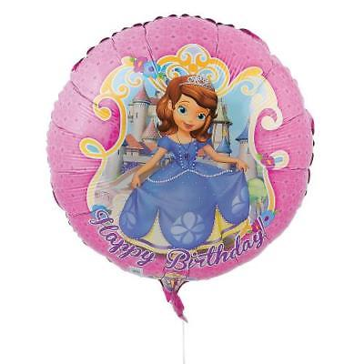 IN-13675833 Sofia the First Birthday Mylar Balloon