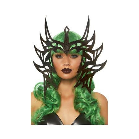 Warrior Glitter Headpiece