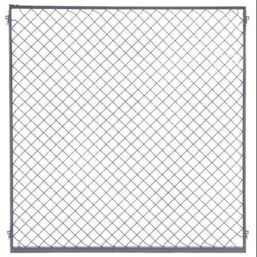 WIREWAY/HUSKY 2-W0504 Wire Partition Panel, 5 ft x 4 ft