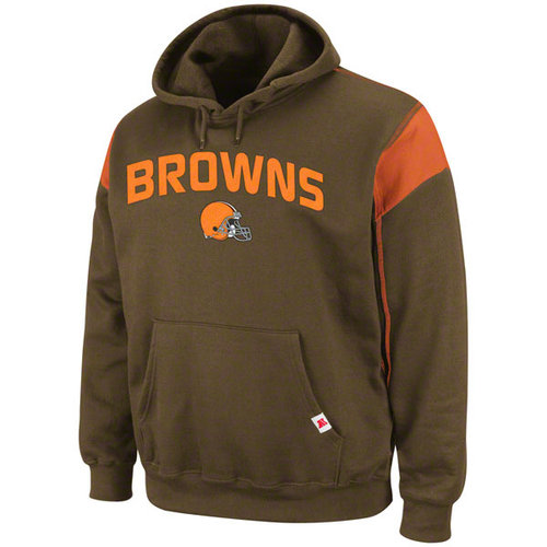 NFL - Cleveland Browns Foundation of a Champion II Hooded Sweatshirt