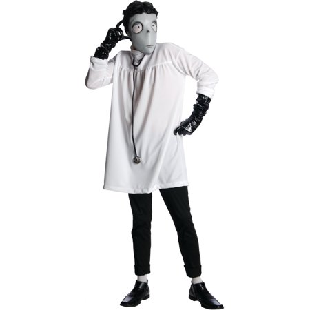 Frankenweenie Victor Frankenstein Costume Adult One Size Fits Most Up To 44](Life Size Frankenstein)