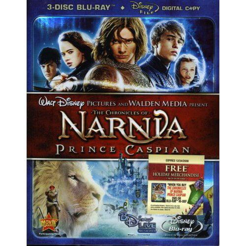 The Chronicles Of Narnia: Prince Caspian (2-Disc) (Blu-ray) (Widescreen)